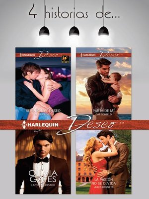 cover image of Pack Deseo octubre 2015