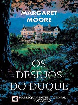 cover image of Os desejos do duque