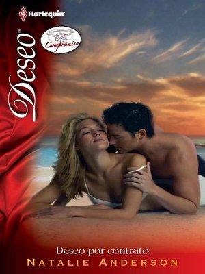 cover image of Deseo por contrato