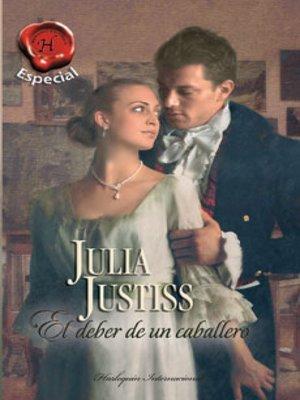 cover image of El deber de un caballero