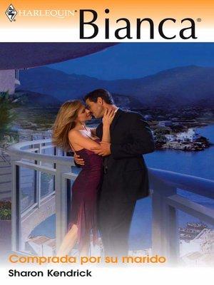 cover image of Comprada por su marido