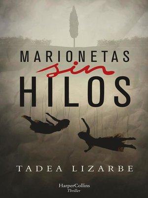 cover image of Marionetas sin hilos