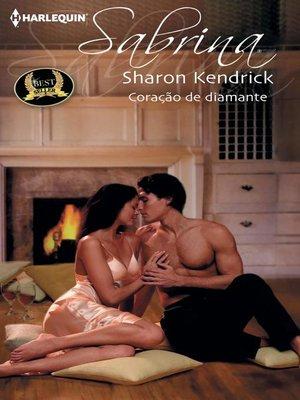cover image of Coração de diamante