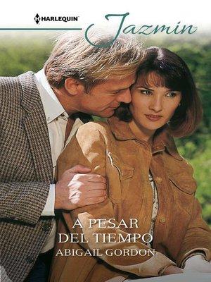 cover image of A pesar del tiempo