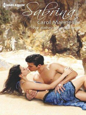 cover image of Por dinheiro ou por amor