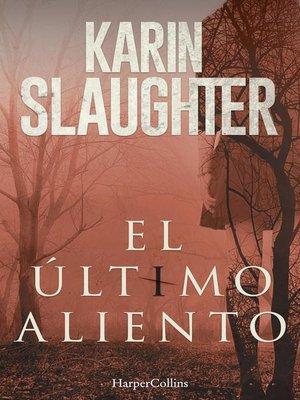 cover image of El último aliento