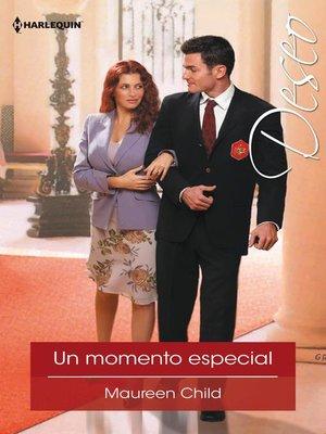 cover image of Un momento especial