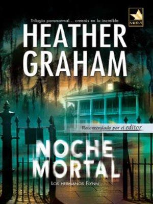 cover image of Noche mortal