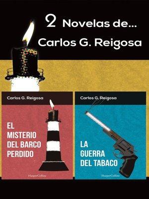 cover image of Pack Carlos G. Reigosa 1--Enero 2018