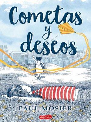cover image of Cometas y deseos