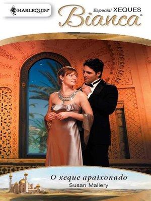 cover image of O xeque apaixonado