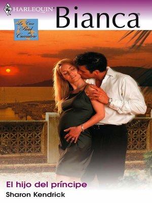 cover image of El hijo del príncipe