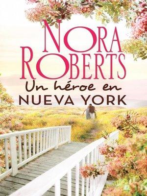 cover image of Un héroe en Nueva York