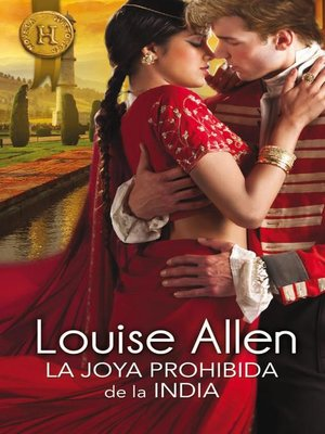 cover image of La joya prohibida de la India