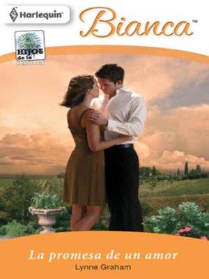 cover image of La promesa de un amor