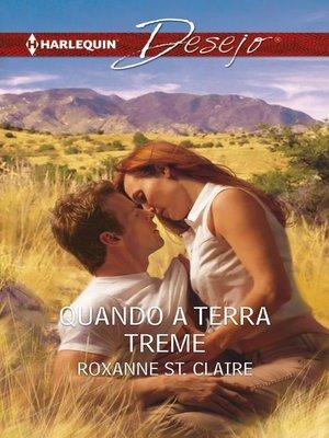 cover image of Quando a terra treme