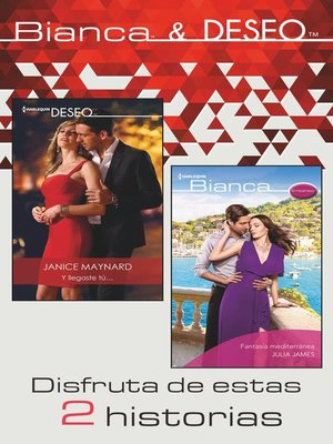 cover image of E-Pack Bianca y Deseo septiembre 2019