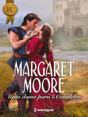 cover image of Uma dama para o cavaleiro