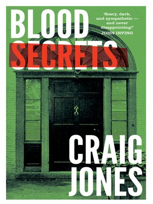 cover image of Blood Secrets