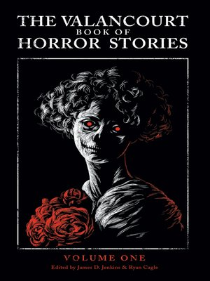 cover image of The Valancourt Book of Horror Stories