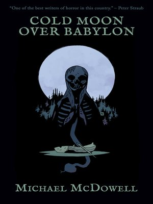 cover image of Cold Moon Over Babylon
