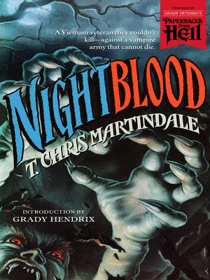 cover image of Nightblood