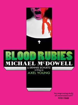 cover image of Blood Rubies