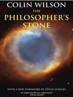 cover image of The Philosopher's Stone