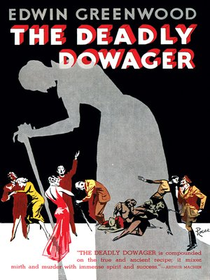 cover image of The Deadly Dowager