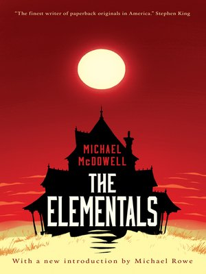 cover image of The Elementals