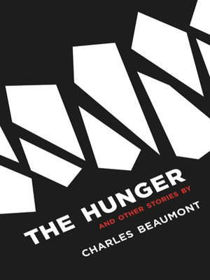 cover image of The Hunger and Other Stories