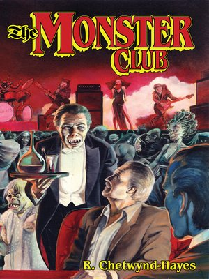 cover image of The Monster Club