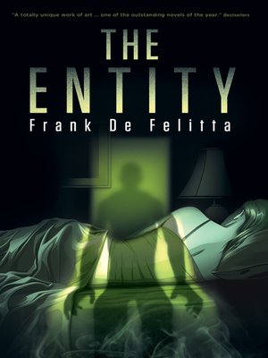 cover image of The Entity
