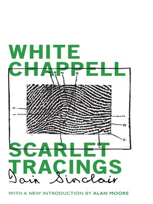 cover image of White Chappell, Scarlet Tracings