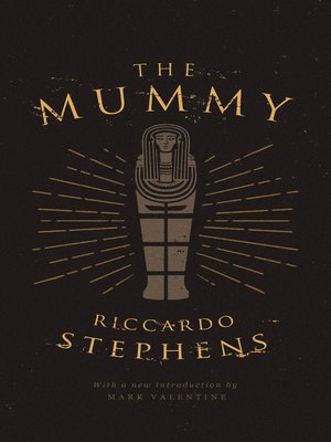 cover image of The Mummy