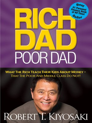 cover image of Rich Dad Poor Dad