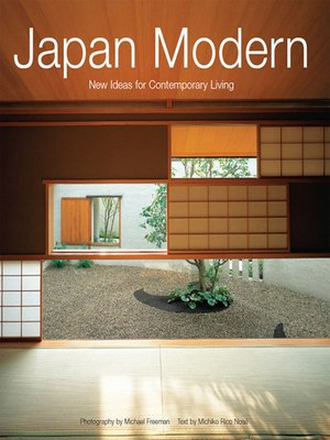 cover image of Japan Modern