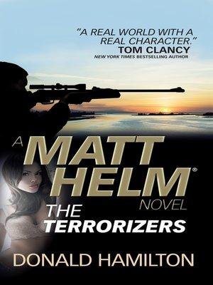 cover image of Matt Helm--The Terrorizers