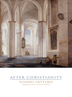 cover image of After Christianity