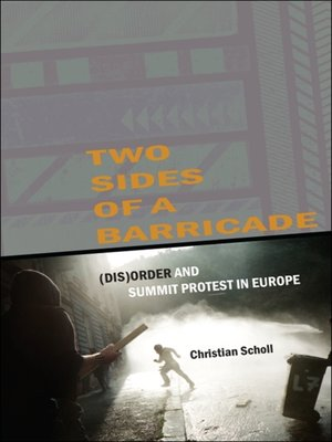 cover image of Two Sides of a Barricade
