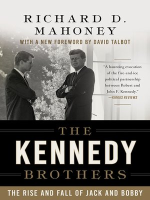 cover image of The Kennedy Brothers