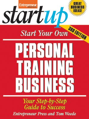 cover image of Start Your Own Personal Training Business