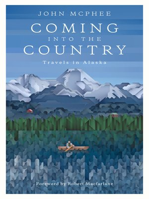 cover image of Coming into the Country