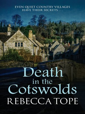 cover image of Death in the Cotswolds