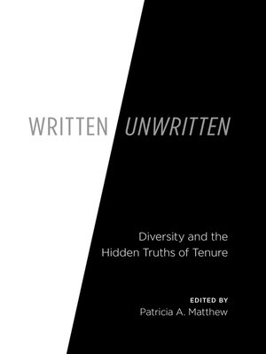 cover image of Written/Unwritten