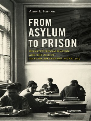 cover image of From Asylum to Prison