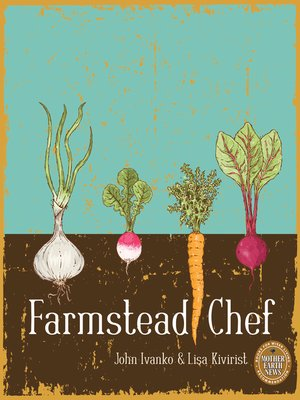 cover image of Farmstead Chef