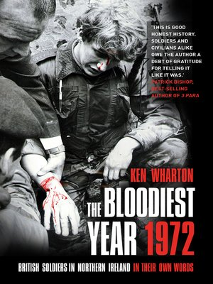 cover image of The Bloodiest Year 1972