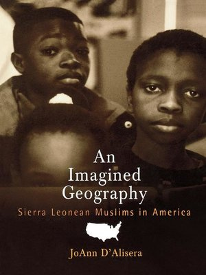 cover image of An Imagined Geography