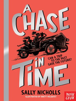cover image of A Chase in Time
